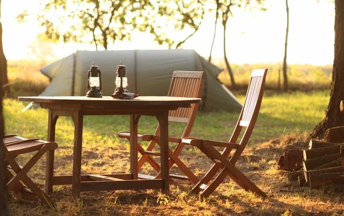Magiczny camping i konkurs na koniec lata