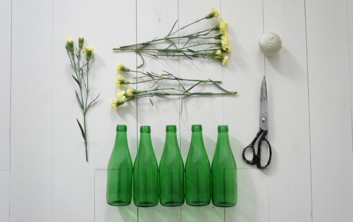 Hu hu ha, taka zima zła? Garść pomysłów na kwiatowe dekoracje.