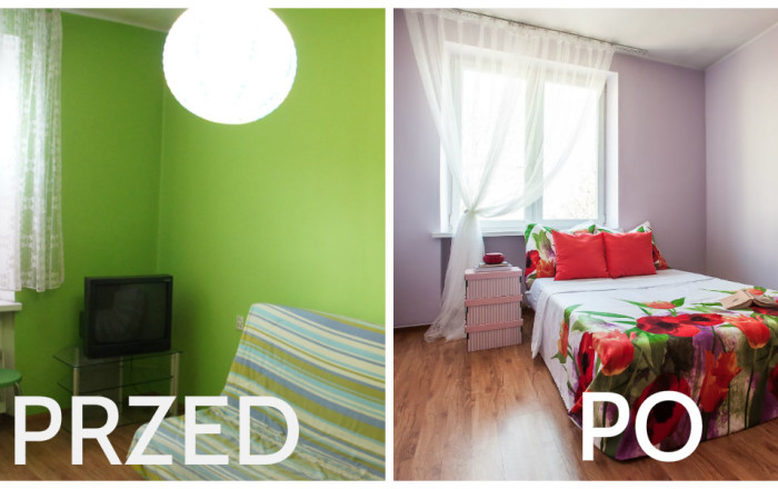 Home staging z bliska